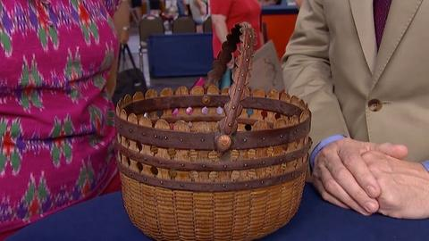 Antiques Roadshow -- S18 Ep33: Appraisal: Late 19th-Century New England Swing Han