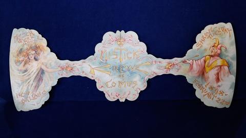 Antiques Roadshow -- S18 Ep33: Appraisal: 1898 Mardi Gras Invitations