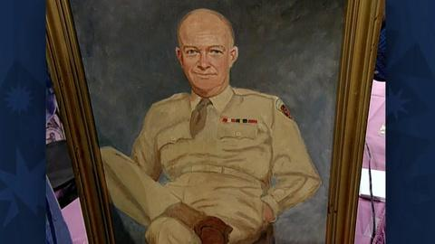 Antiques Roadshow -- S18 Ep34: Appraisal: President Dwight D. Eisenhower Self-Por