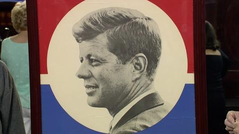Antiques Roadshow -- S18 Ep34: Appraisal: 1960 John F. Kennedy Campaign Poster