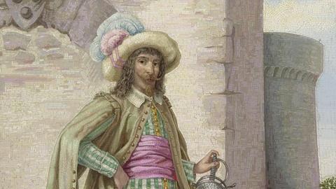 Antiques Roadshow -- S18 Ep35: Appraisal: Italian Micromosaic Portrait, ca. 1880