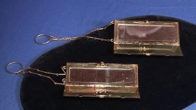 Appraisal: Tiffany & Co. Half Compacts, ca. 1900