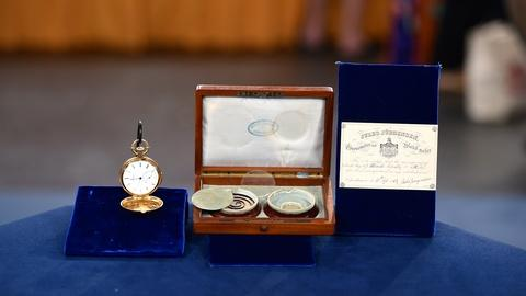Antiques Roadshow -- S19 Ep1: Appraisal: 1868 J. Jurgensen Minute-Repeating Watch