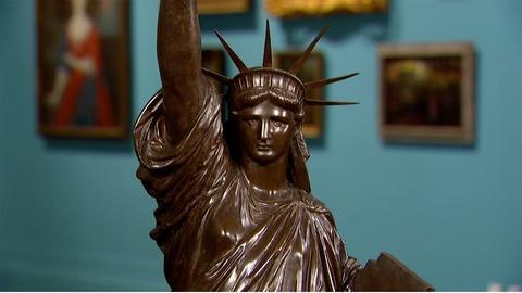 Antiques Roadshow -- S19 Ep1: Field Trip: Statue of Liberty Sculptures