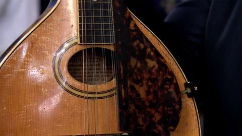 Antiques Roadshow -- S19 Ep2: Appraisal: 1924 A2Z Gibson Mandolin