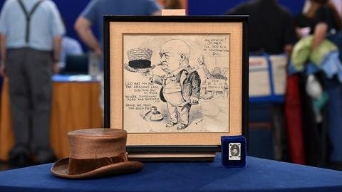 Antiques Roadshow -- S19 Ep2: Appraisal: 1914 Teddy Roosevelt Group