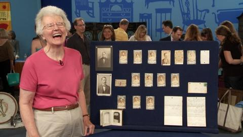 Antiques Roadshow -- S19 Ep1: Owner Interview: 1871-1872 Boston Red Stockings Arc