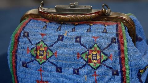 Antiques Roadshow -- Appraisal: Lakota Sioux Doctor's Bag, ca. 1895