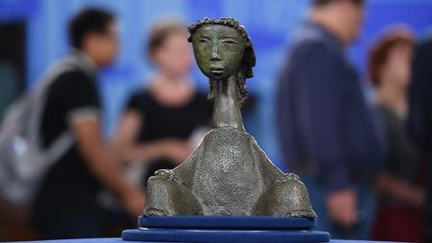 Antiques Roadshow -- S19 Ep3: Appraisal: Ángel Botello Bronze Sculpture, ca. 1980