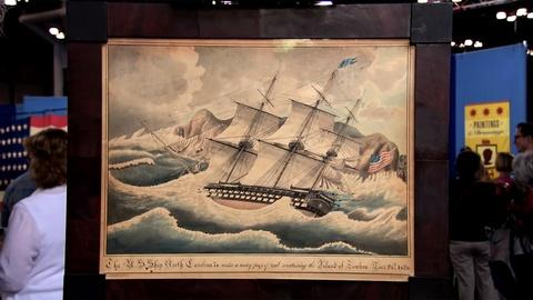 Antiques Roadshow -- S19 Ep3: Appraisal: 1833 Joseph Goldsborough Bruff Watercolo