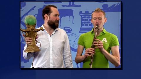 Antiques Roadshow -- S19 Ep3: The New York City Feedback Booth