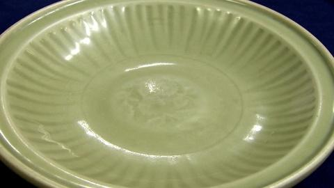 Antiques Roadshow -- Appraisal: Lung Chuan Celadon Plate