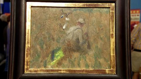Antiques Roadshow -- Appraisal: Early 20th Century Bruno Liljefors Oil