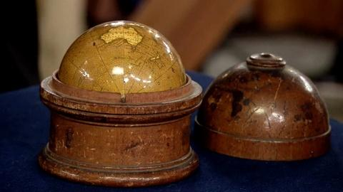 Antiques Roadshow -- Appraisal: Newton & Son Globe, ca. 1830