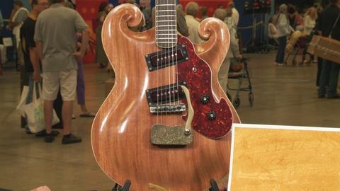 Antiques Roadshow -- S19: Web Appraisal: Mosrite Prototype Guitar, ca. 1960