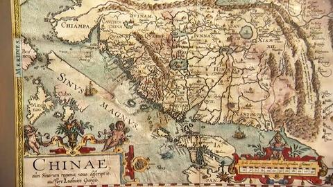 Antiques Roadshow -- S19 Ep5: Appraisal: Abraham Ortelius Map of China, ca. 1584