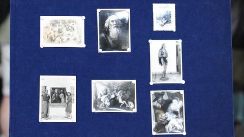 Antiques Roadshow -- S19 Ep6: Appraisal: World War II Monuments Men Photos