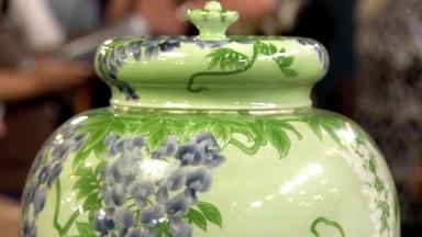 Appraisal: Japanese Makuzu Kozan Jar, ca. 1880