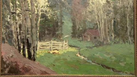 Antiques Roadshow -- S19 Ep6: Appraisal: 20th-Century Fremont Ellis Painting