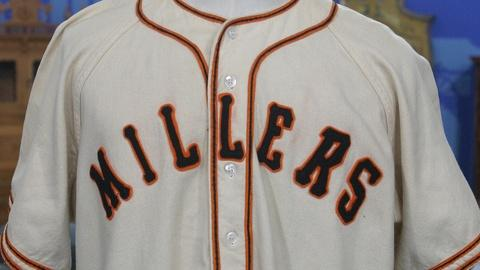 Antiques Roadshow -- Appraisal: 1951 Willie Mays Minneapolis Millers Jersey