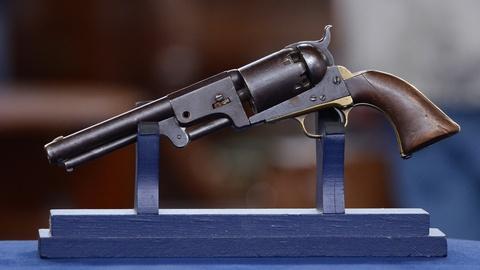 Antiques Roadshow -- S19 Ep8: Appraisal: Colt Third Model Dragoon, ca. 1855