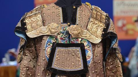 Antiques Roadshow -- S19 Ep8: Appraisal: Chinese Imperial Dress Uniform, ca. 1900
