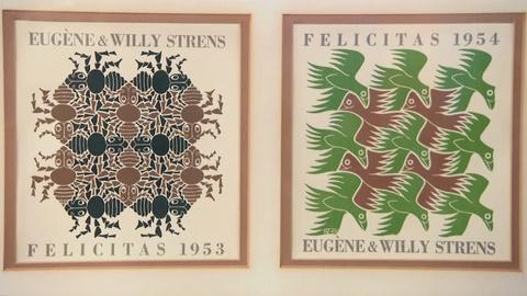 Antiques Roadshow -- S19 Ep8: Appraisal: 1953 – 1956 M.C. Escher Color Woodcuts