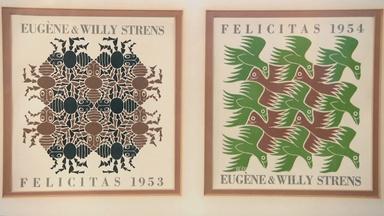 Appraisal: 1953 – 1956 M.C. Escher Color Woodcuts