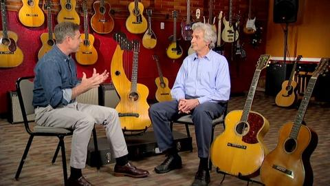 Antiques Roadshow -- S19 Ep8: Field Trip: Larson Brothers Guitars