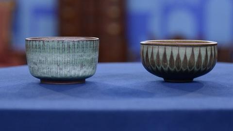 Antiques Roadshow -- S19 Ep9: Appraisal: Harrison McIntosh Pottery Bowls