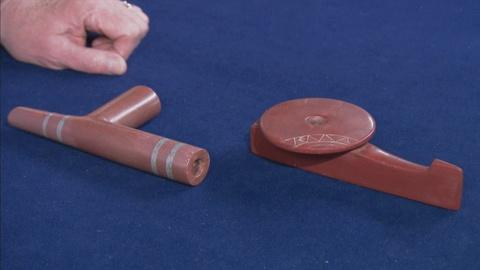 Antiques Roadshow -- S19 Ep9: Appraisal: Sioux Indian Catlinite Pipes, ca. 1875