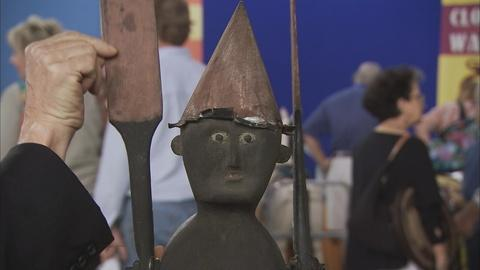 Antiques Roadshow -- Appraisal: Carved Whirlygig