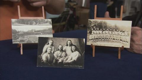 Antiques Roadshow -- S15 Ep9: Appraisal: House of David Postcards, ca. 1915