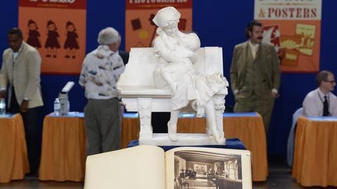 Antiques Roadshow -- S19 Ep10: Appraisal: Emilio Fiaschi Marble Sculpture, ca. 18