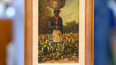 Antiques Roadshow -- S19 Ep10: Appraisal: William Aiken Walker Oil Painting, ca.1