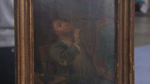 Antiques Roadshow -- S19 Ep10: Appraisal: 1770 François Eisen Painting
