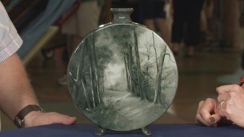 Antiques Roadshow -- S19: Web Appraisal: 1882 Rookwood Valentien Vase