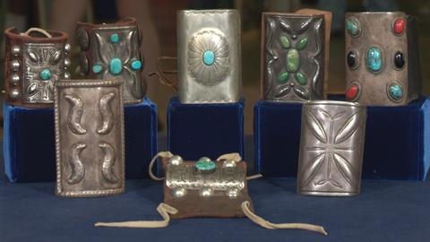 Antiques Roadshow -- S19: Web Appraisal: Navajo & Zuni Ketoh Collection