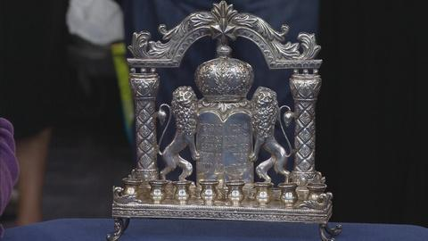 Antiques Roadshow -- S19 Ep13: Appraisal: 20th-Century German Silver Hanukkah Men