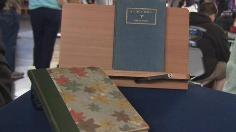 Antiques Roadshow -- S19 Ep14: Appraisal: Robert Frost Inscribed Books
