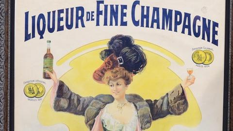 Antiques Roadshow -- S19 Ep14: Appraisal: French Lithograph Poster, ca. 1910