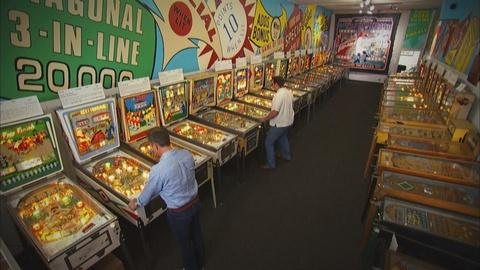 Antiques Roadshow -- S19 Ep14: Field Trip: Pacific Pinball Museum