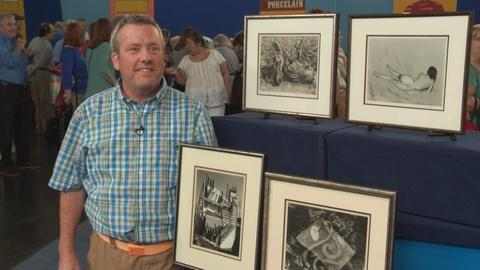 Antiques Roadshow -- S19 Ep13: Owner Interview: Edward Weston Photographs
