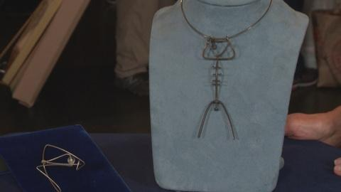 Antiques Roadshow -- S19: Claire Falkenstein Modernist Jewelry, ca. 1960 | Exclus
