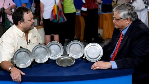 Antiques Roadshow -- Coming Monday, June 4, at 9/8C, Raleigh, Hour 2.