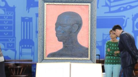 Antiques Roadshow -- S19 Ep15: Appraisal: Vladimir Tretchikoff Painting with Insc