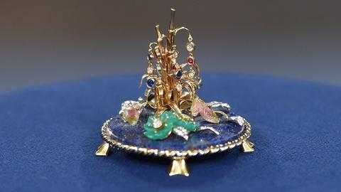Antiques Roadshow -- S19 Ep16: Appraisal: Massoni Jeweled Desk Object, ca. 1965