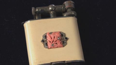 Antiques Roadshow -- S19 Ep16: Appraisal: Art Deco Dunhill Lighter, ca. 1930