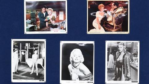 Appraisal: Marilyn Monroe Publicity & Film Stills
