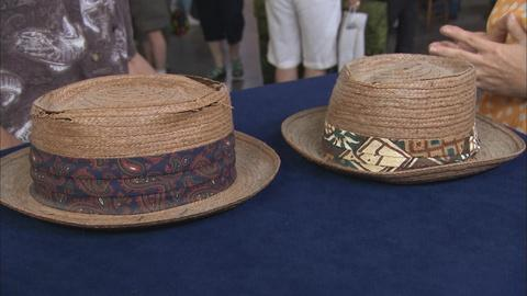 Antiques Roadshow -- S19 Ep17: Appraisal: Sam Snead Hats, ca. 1980